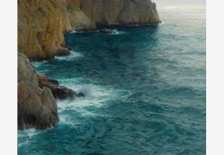 Берег острова Капри